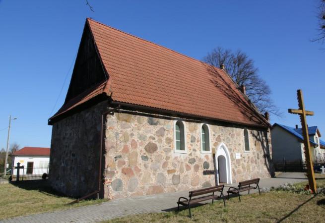 Mielenko Kościół filialny pw Narodzenia NMP
