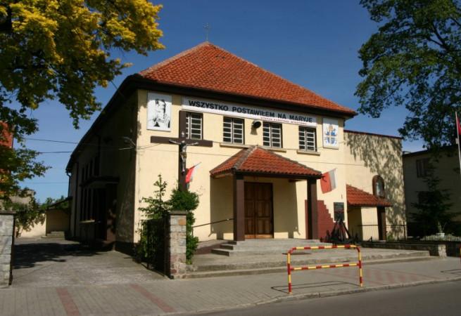 Choszczno-3 Kaplica pw MB Zwycięskiej