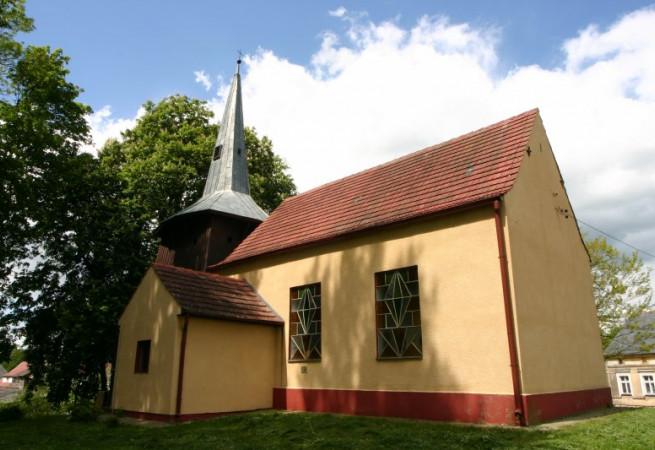 Linówko Kościół filialny pw MB Różańcowej