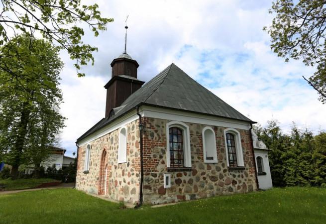 Wąwelnica Kościół filialny pw MB Częstochowskiej