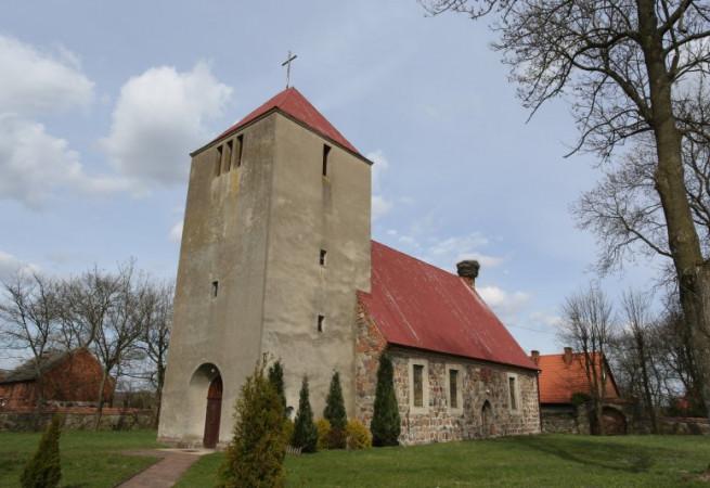 Żelisławiec Kościół filialny pw NMP Matki Kościoła