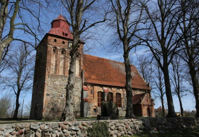 Gosław Kościół parafialny pw Chrystusa Króla