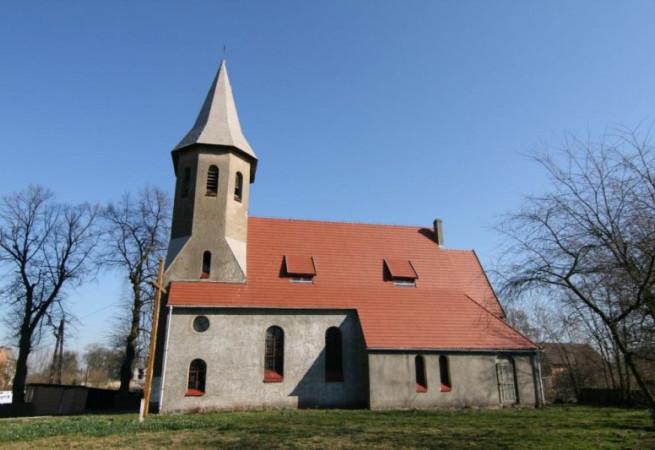 Otok Kościół filialny pw Podwyższenia Krzyża Świętego