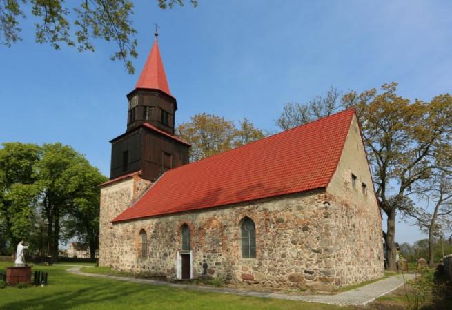Gogolewo Kościół parafialny pw MB Częstochowskiej