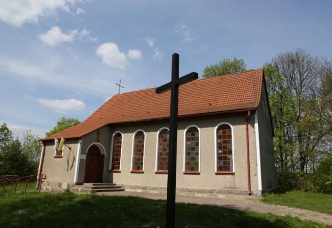 Ścienne Kościół filialny pw św. Teresy od Dzieciątka Jezus