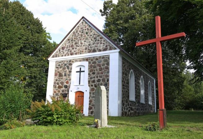 Korytowo Kościół filialny pw Podwyższenia Krzyża Świętego