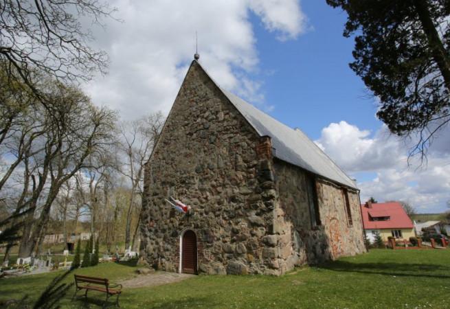 Rosowo Kościół filialny pw św.Katarzyny