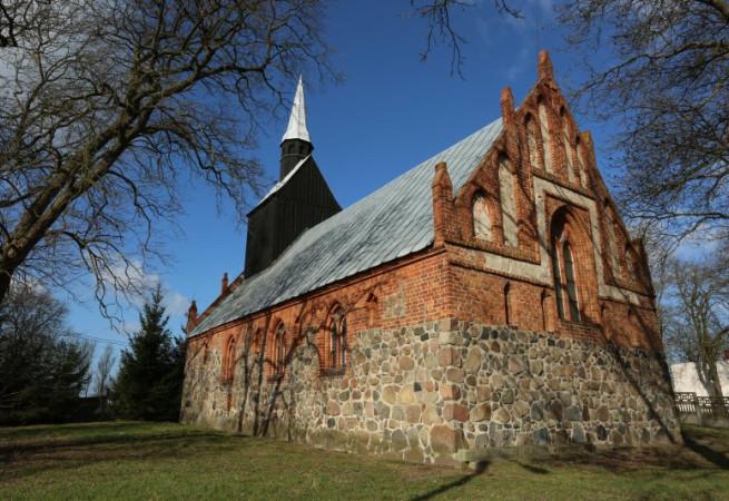 Skalin Kościół filialny pw Matki Bożej Różańcowej