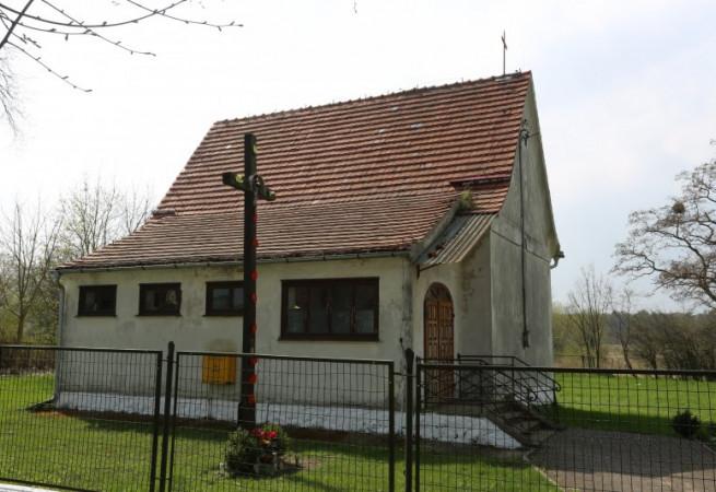 Mielęcin Kościół filialny pw św.Józefa Robotnika