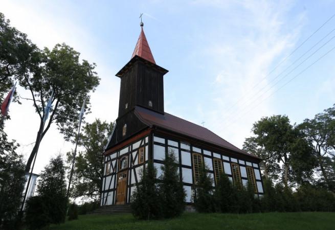 Rynica Kościół filialny pw Narodzenia NMP