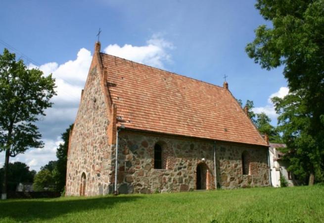 Różnowo Kościół filialny pw MB Częstochowskiej