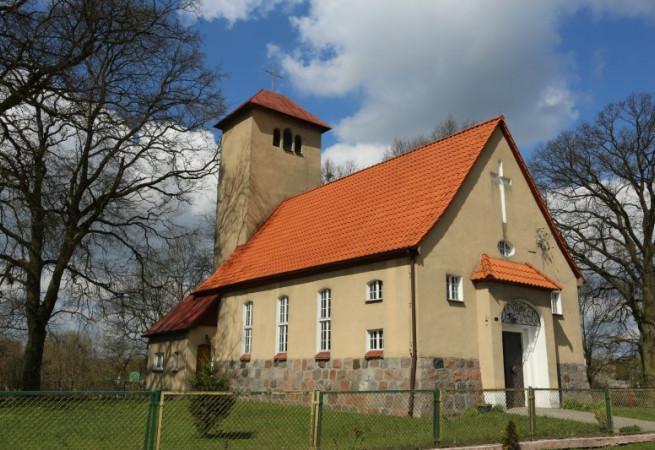 Grabowo Kościół filialny pw Podwyższenia Krzyża Świętego