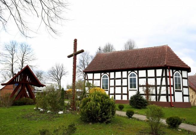 Karwowo Kościół filialny pw MB Częstochowskiej