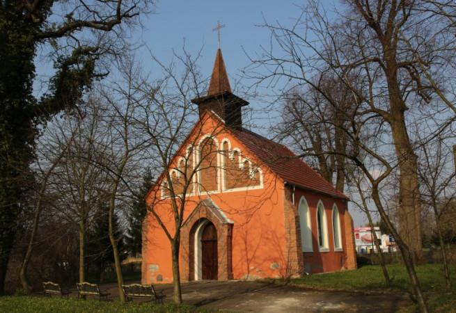 Maszewo Kaplica pw św.Brata Alberta