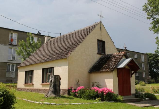 Barkowo Kościół filialny pw Chrystusa Króla
