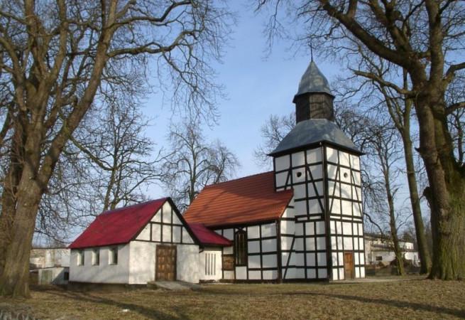 Siedlice Kościół filialny pw Niepokalanego Poczęcia NMP