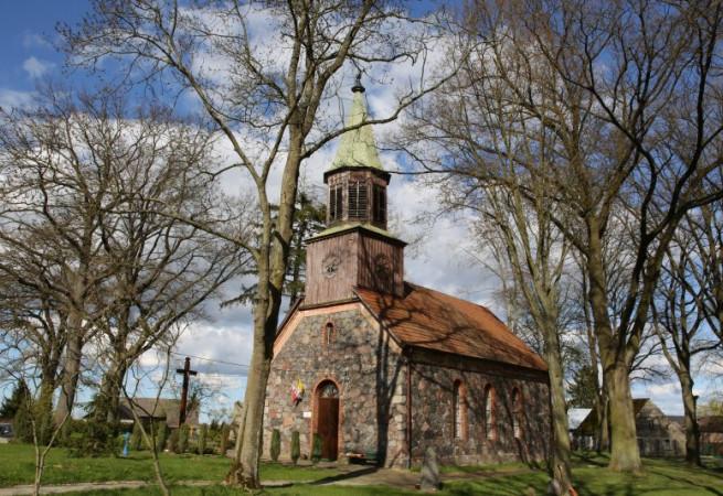 Karsk Kościół filialny pw św. Barbary