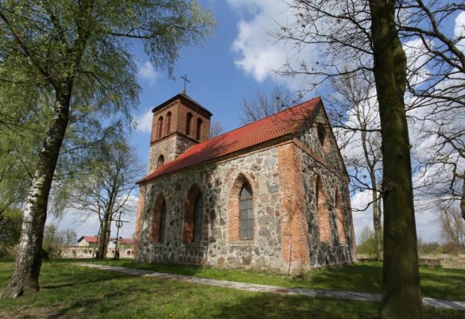 Miętno Kościół filialny pw Najśw.Serca Pana Jezusa