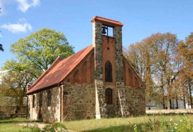 Sarnik Kościół filialny pw Niepokalanego Poczęcia NMP
