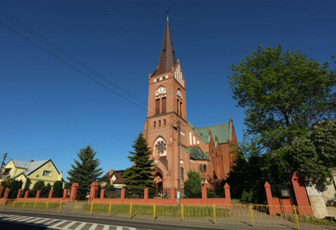 Płoty Kościół parafialny pw Przemienienia Pańskiego