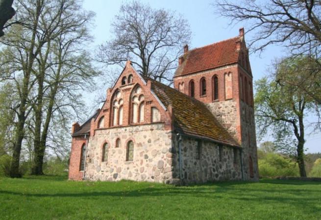 Siwkowice Kościół filialny pw Wniebowzięcia NMP