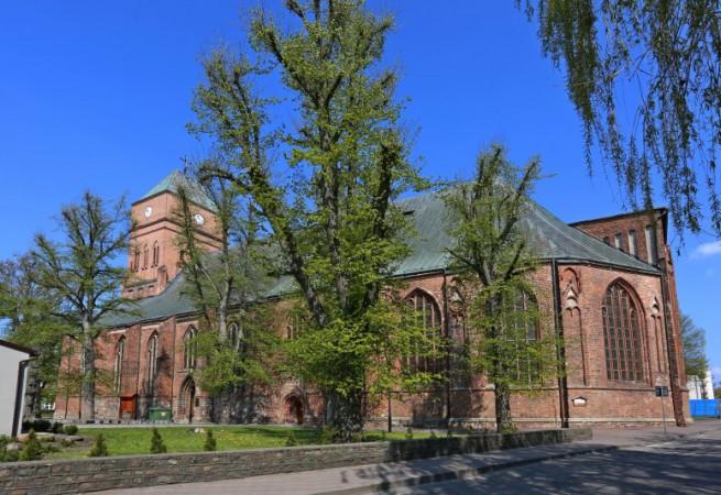 Pyrzyce Kościół parafialny pw św. Ottona