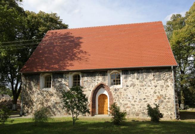 Łosośnica Kościół filialny pw Ducha Świętego