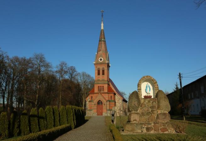 Runowo Kościół parafialny pw św. Tomasza Apostoła