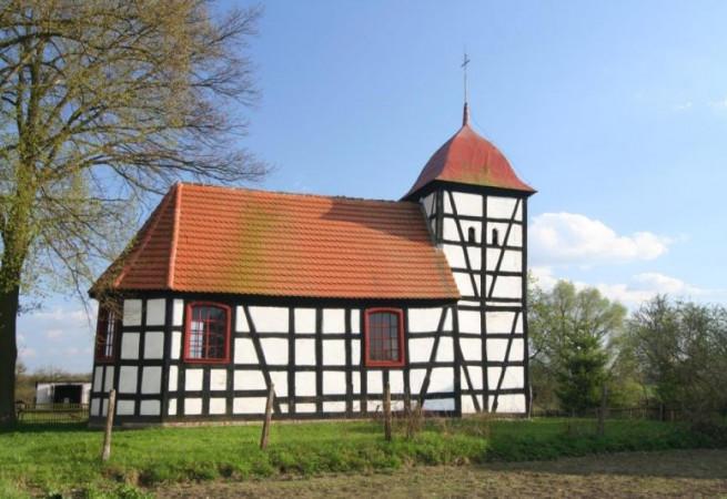 Trzebawie Kościół filialny pw ś.Michała Archanioła