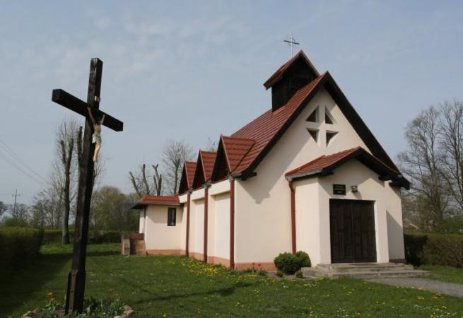 Giżyn Kościół filialny pw MB Królowej Polski