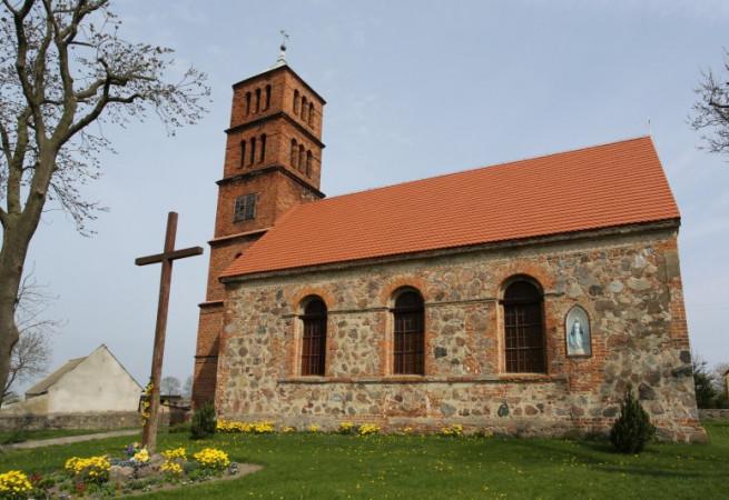 Turze Kościół filialny pw Najświętrzego Zbawiciela