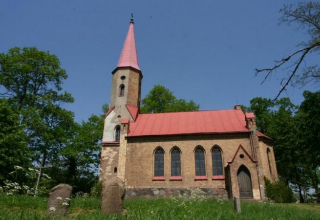 Winniki Kościół filialny pw św. Karola Boromeusza