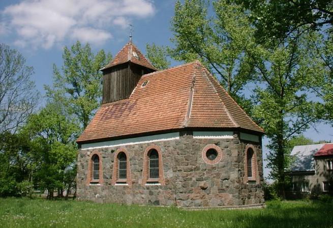 Grabin Kościół filialny pw św.Jana Chrzciciela