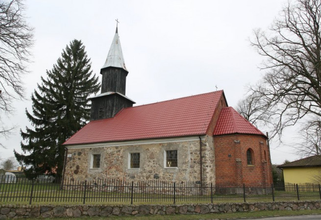 Orzechowo Kościół filialny pw św.Józefa