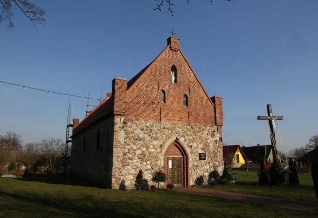 Kicko Kościół filialny pw MB Częstochowskiej