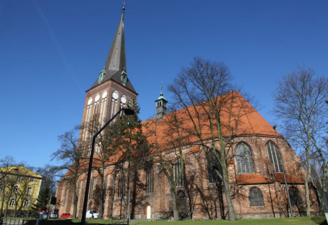 Stargard Kościół parafialny pw św.Józefa Oblubieńca NMP
