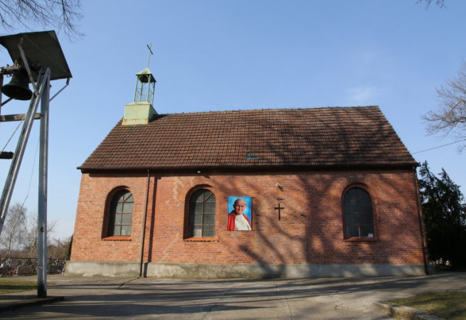 Grabowo Kościół filialny pw św.Anny