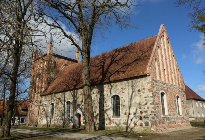 Wierzbno Kościół filialny pw św. Józefa