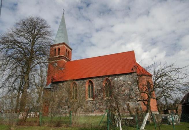 Rzecko Kościół filialny pw św.Antoniego z Padwy