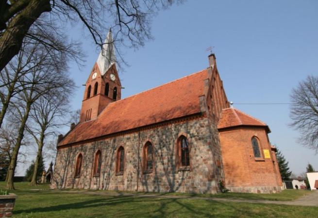 Swobnica Kościół parafialny pw św. Kazimierza