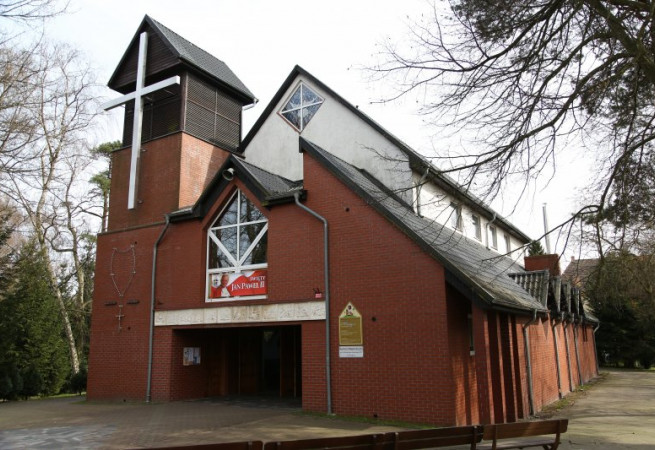 Świnoujście Kościół parafialny pw św. Stanisława i Bonifacego BM