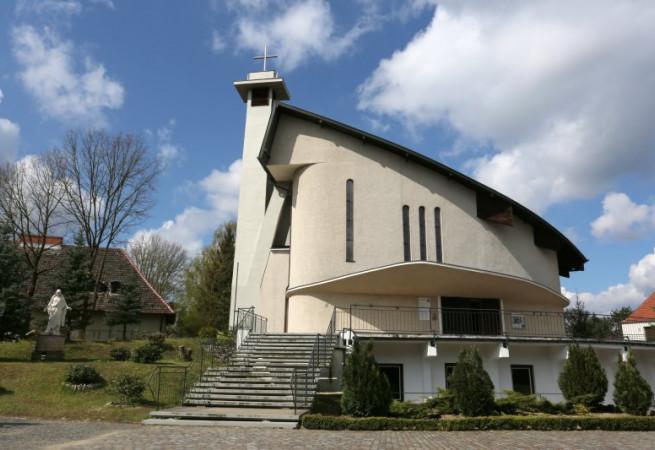 Szczecin Kościół parafialny pw św. Brata Alberta
