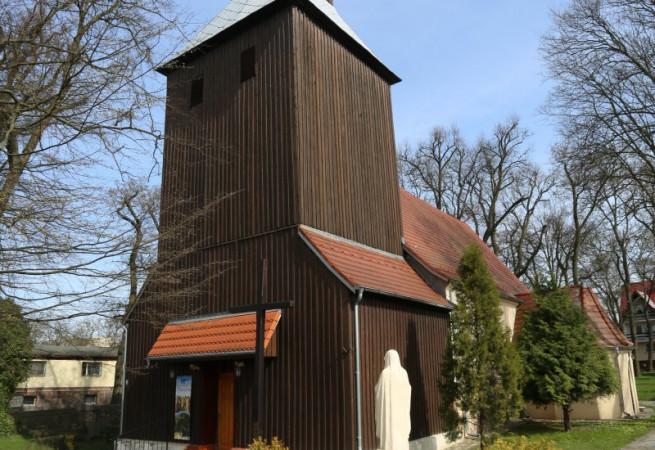 Szczecin Kościół parafialny pw Świętej Trójcy