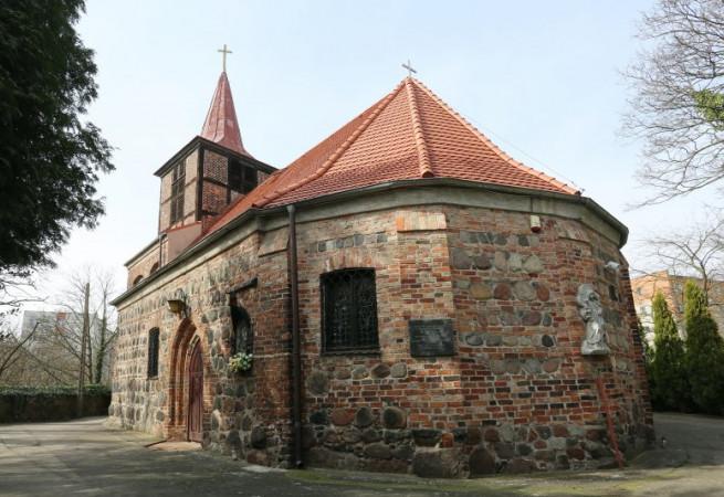 Szczecin Kościół parafialny pw św.Maksymiliana Marii Kolbego