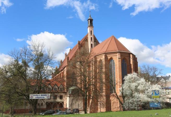 Szczecin Kościół parafialny pw św. Jana Ewangelisty