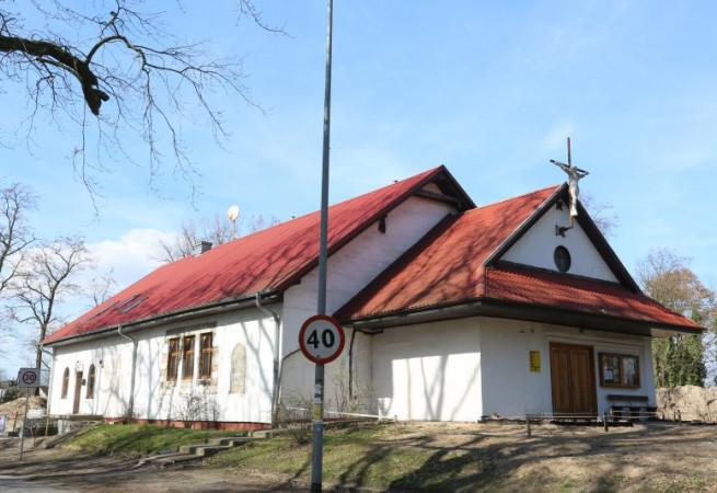 Szczecin Kościół parafialny pw Przemienienia Pańskiego