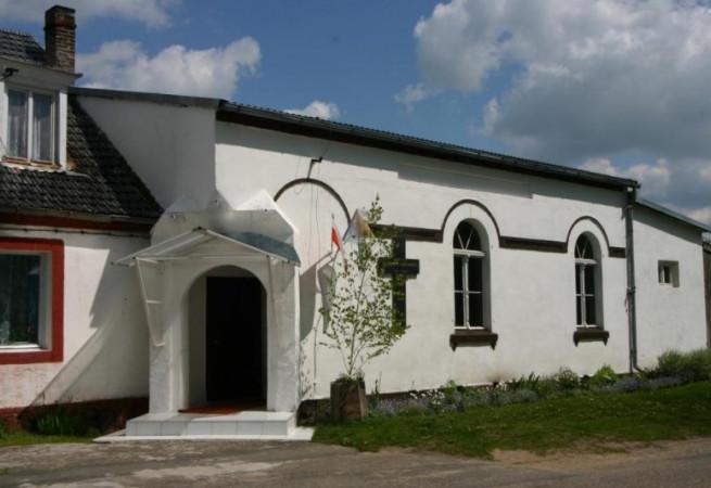 Trzebórz Kościół filialny pw Miłosierdzia Bożego