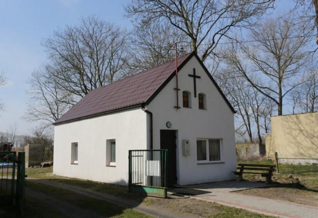 Gorzysław Kościół filialny pw św.Maksymiliana Marii Kolbego