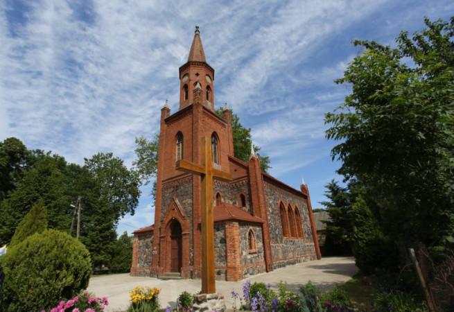 Sitno Kościół filialny pw Najświętszego Zbawiciela