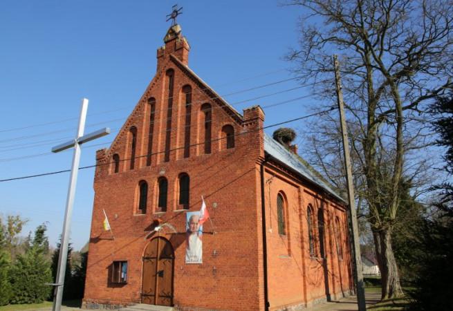 Wirów Kościół filialny pw św.Anny
